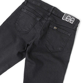 Lee - lee jeggings black
