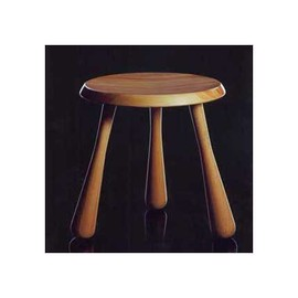 Habitat - low stools designed by Ingvar Kamprad