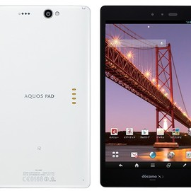 SHARP - AQUOS PAD SH-08E