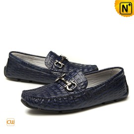 CWMALLS - Men's Gommino Leather Driving Moccasins CW740012