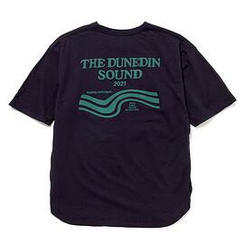 nonnative - DWELLER S/S TEE 'THE DUNEDIN SOUND'
