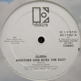Queen - Another One Bites The Dust / Promo 12inch