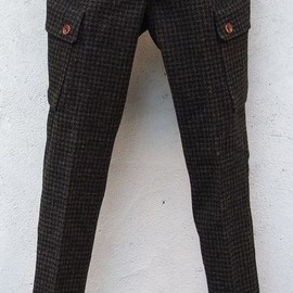 FREEWHEELERS - Wilbur 1910-20s ENGINEER'S TROUSERS