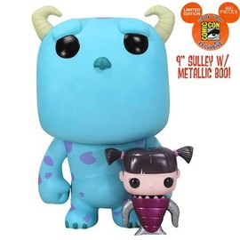 Funko - SDCC Pop Funko sulley