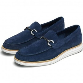 Cole Haan - Cole Haan x fragment design Collection/LunarGrand Venetian Bit/navy