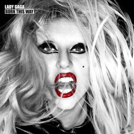 Lady GaGa - Born This Way: Int'l Deluxe Edition