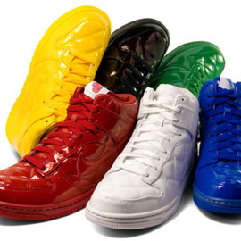 Nike - Nike Dunk's High Supreme Style