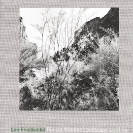 Lee Friedlander - Recent Western Landscape 2008-09