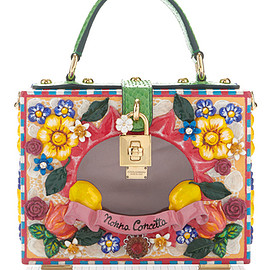 DOLCE&GABBANA - Dolce Box Bag Patissere Theme