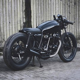 HONDA - CB750 by Relic Motorcycles