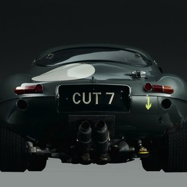 E-Type 1963 Series 1 Semi Lightweight