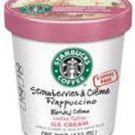 STARBUCKS - Icecream