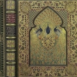 the Great Omar was the most elaborate and opulent binding ever created.