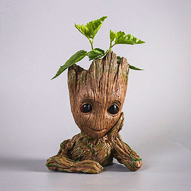 groot Guardians Of The Galaxy Flowerpot Baby Groot - グルートプランター