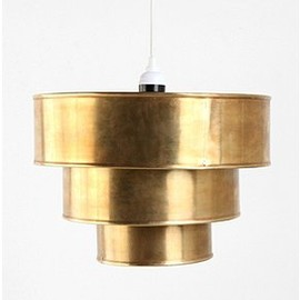 UrbanOutfitters - Triple Tiered Pendant Shade