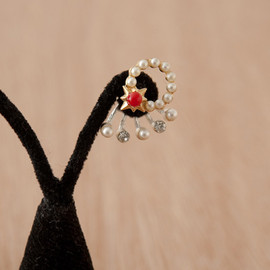 mother - JUNCO paris star&circle pierce