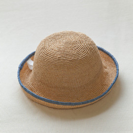 PHINGERIN - PORK PIE LOOK RAFFIA