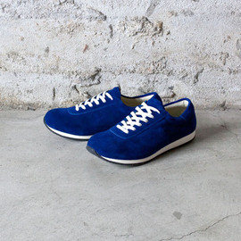 blueover - blue over ブルーオーバー 2013/SS mikey v.suede マイキー ベロアスエード / navy blue ネイビーブルー