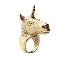 Unicorn Ring (Yellow)