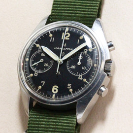 Hamilton - Minute Recorder Chronograph (Royal Air Force)