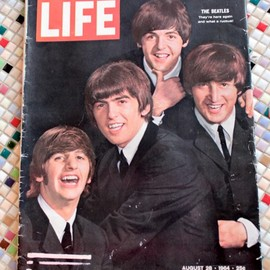 LIFE - 1964s THE BEATLES