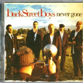 Backstreet Boys - Never Gone [CD + DVD]