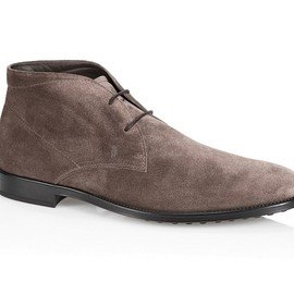 TOD'S - Lace-up Boot