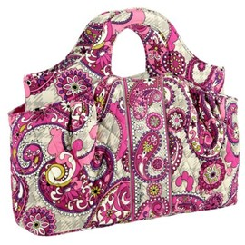 Vera Bradley - Vera Bradley Abby in Paisley Meets Plaid