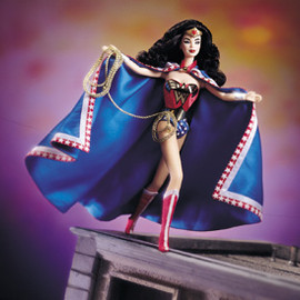 MATTEL - BARBIE as WONDER WOMAN 2000