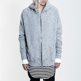 FEAR OF GOD - FULL-ZIP HOODIE