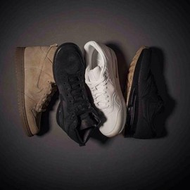 Nike - A.P.C. × NIKE 2013 FOOTWEAR COLLECTION