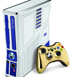 Microsoft - Xbox 360 Limited Edition Kinect STAR WARS Bundle