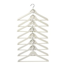 IKEA - BUMERANG Curved clothes hanger