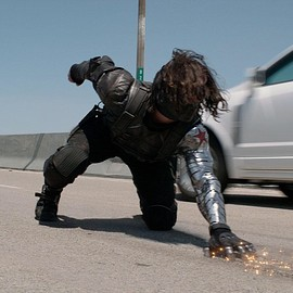 The Russo brothers - The Winter Soldier :Captain America