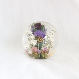 Landscape Products - Hafod Grange - Paperweight S #mixed flora(B)