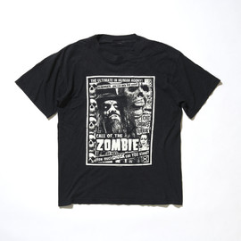 Rob Zombie - CALL OF THE ZOMBIE Tshirt