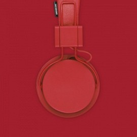 Urbanears -  The Plattan +Plus Headphones (Red)