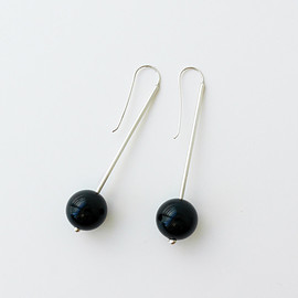 Sophie Buhai - onyx earrings