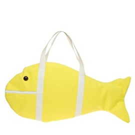 ASOS Collection - Canvas Fish Shopper