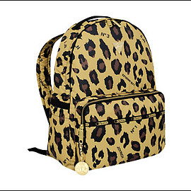 LeSportsac & JOYRICH - Backpack in Gold Leopard