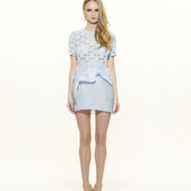 alice McCALL - Flower of the Mountain Dress