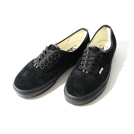 VANS - VANS AUTHENTIC VN0A2Z5I18L  Pig Suede/BlackxBlack