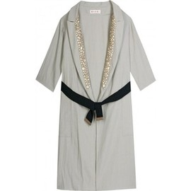MARNI - Linen Duster Coat