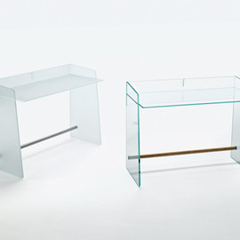Jasper Morrison for Glas Italia - Pirandello desk