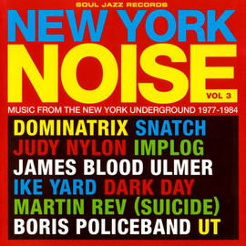 Various Artists - NEW YORK NOISE vol.3