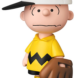 MEDICOM TOY - UDF PEANUTS シリーズ6 BASEBALL CHARLIE BROWN
