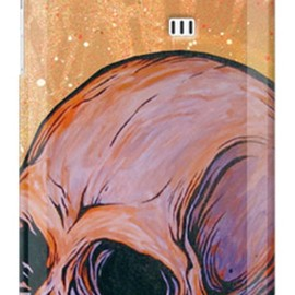 SECOND SKIN - 「OVER」Yusei × JAHAN / for  AQUOS PHONE SERIE ISW16SH/au