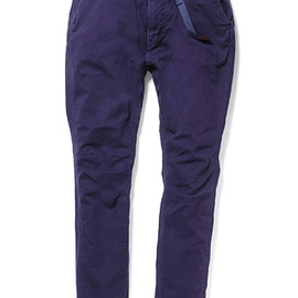 nonnative×GRAMICCI - CLIMBER EASY PANTS - OVERDYED C/P TWILL STRETCH