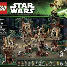 LEGO - Star Wars: Ewok Village (10236)