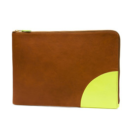 HEAD PORTER - DOCUMENT CASE (L)|NEON